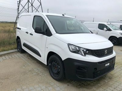 brugt Peugeot Partner 1,5 BlueHDi 100 L1V1 Zap