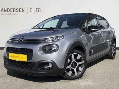 brugt Citroën C3 1,5 Blue HDi Attaque start/stop 100HK 5d 6g