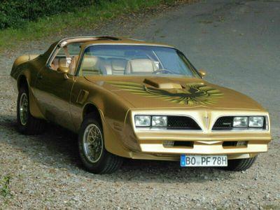 brugt Pontiac Trans Am Golden