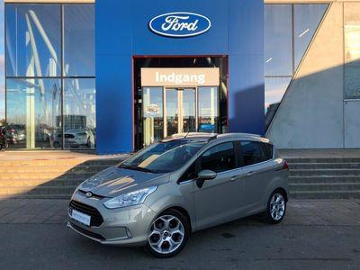 brugt Ford B-MAX 1,6 TDCi 95 Titanium