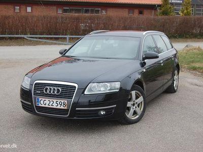 brugt Audi A6 3,0 TDI quattro aut. 225HK Stc