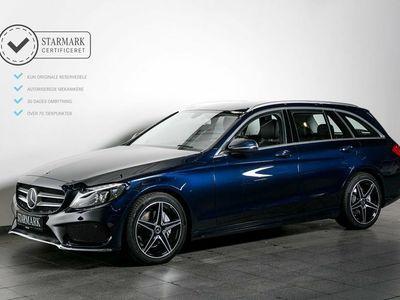 käytetty Mercedes C200 2,0 Edition C stc. aut.