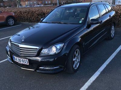 brugt Mercedes C220 stc.