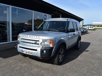 brugt Land Rover Discovery 3 2,7 TD SE aut. 7prs