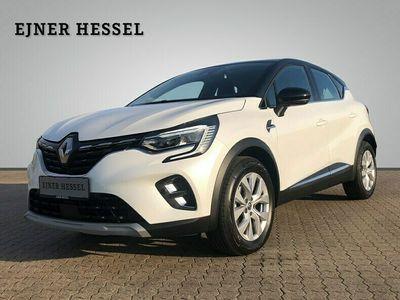 brugt Renault Captur 1,5 Blue DCi Intens 95HK 5d 6g