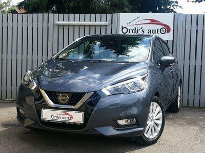 brugt Nissan Micra 1,0 IG-T 100 Acenta