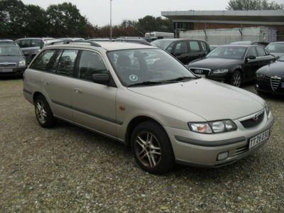 brugt Mazda 626 2,0i GLX stc.