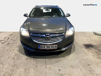 brugt Opel Insignia CDTi 140 Cosmo ST eco