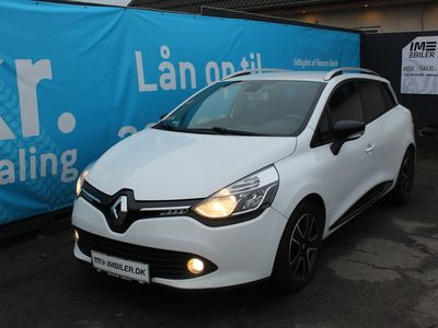 brugt Renault Clio IV 1,5 dCi 75 Expression ST 5d