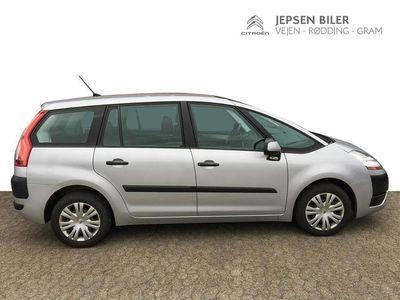 brugt Citroën Grand C4 Picasso 1,8 i 16V Prestige 127HK