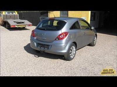 brugt Opel Corsa Corsa . 1,0 3 døres12V Edition 1,0 3d personbil