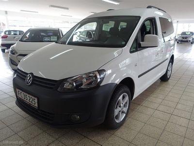 used VW Caddy 1,2 TSI 85HK