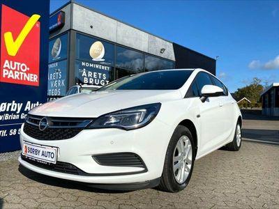 brugt Opel Astra CDTi 110 Enjoy