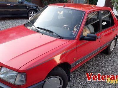 brugt Peugeot 309 Glx, 5 dørs med træk