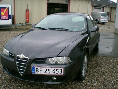 begagnad Alfa Romeo 156 2,0 JTS Sportwagon