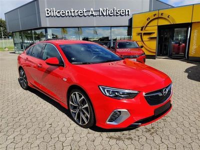 brugt Opel Insignia Country Tourer Grand Sport 2,0 Dire Injection Turbo GSi 4x4 260HK 5d