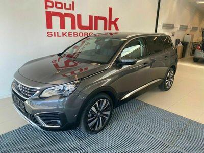 brugt Peugeot 5008 1,5 BlueHDi 130 Allure LTD EAT8