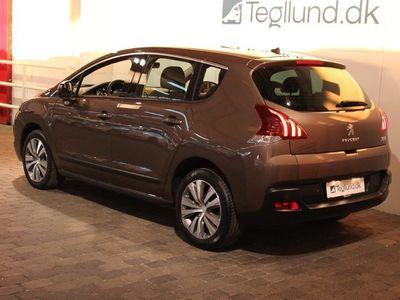 brugt Peugeot 3008 1,6 VTi 120 Motion+