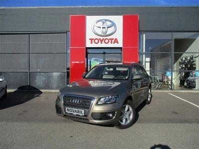 brugt Audi Q5 2,0 TFSI Quat S Tron 210HK 5d 7g Aut.