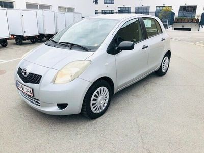 brugt Toyota Yaris 1,0 Luna