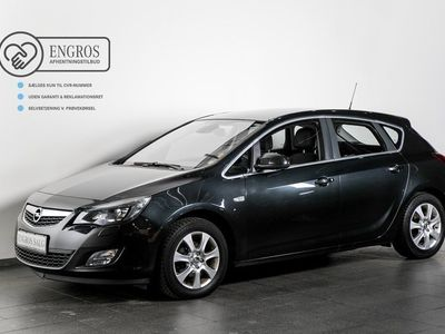 käytetty Opel Astra 4 T 140 Sport aut.