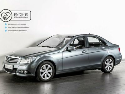 used Mercedes C200 2,2 CDi BE