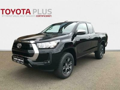 brugt Toyota HiLux Extra Cab 2,4 D-4D T3 AWD 150HK Pick-Up 6g F