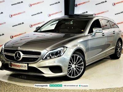 brugt Mercedes CLS250 2,2 BlueTEC SB aut.