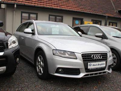 brugt Audi A4 Avant 1,8 TFSI 160HK Stc 6g