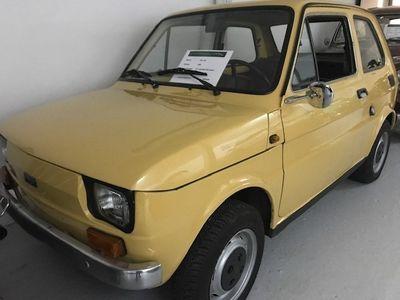 brugt Fiat Coupé 126