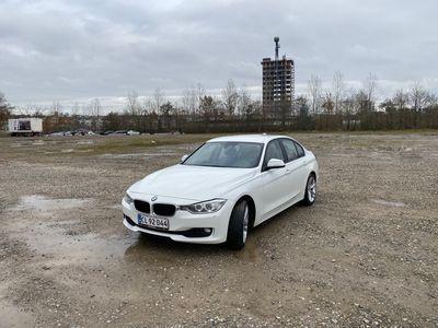 brugt BMW 316 3-Serie d Sedan Steptronic