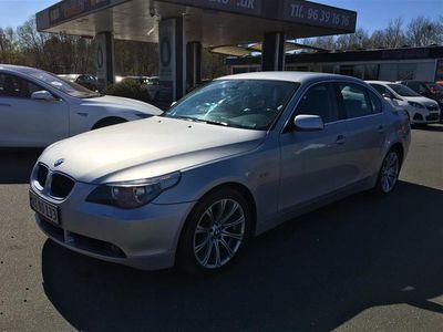 brugt BMW 530 i 3,0 258HK 6g Aut.