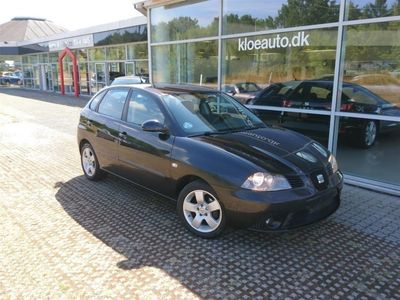 used Seat Ibiza 1,6 16V Reference 105HK 5d