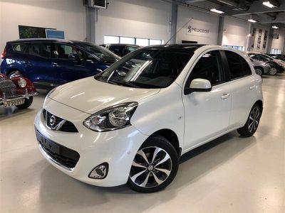 brugt Nissan Micra 1,2 N-Tec 80HK 5d
