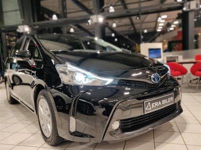 brugt Toyota Prius+ 1,8 Hybrid H3 7pers 99HK 5d