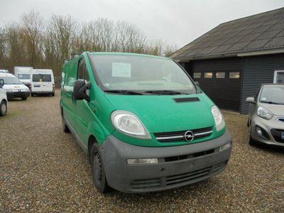 brugt Opel Vivaro 1,9 DTi L2H1 Van