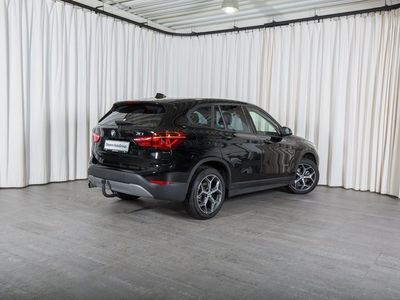 brugt BMW X1 sDrive18d