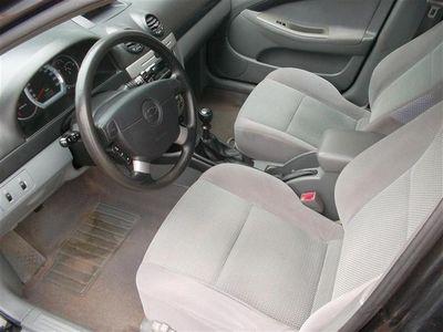 brugt Chevrolet Lacetti 1,6 SX A/C 109HK 5d