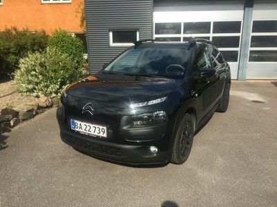 used Citroën C4 Cactus 1,6 BlueHDi 100 Cool Comfort