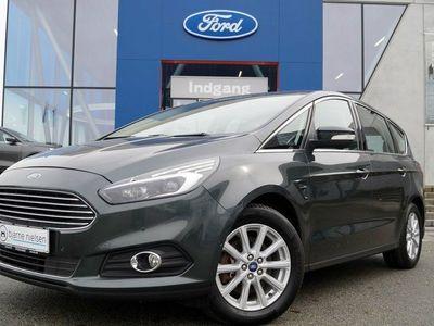 brugt Ford S-MAX 2,0 TDCi 210 Titanium aut. 7prs