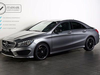 brugt Mercedes CLA220 d 2,2 aut.