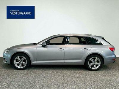 brugt Audi A4 Avant 2,0 TFSI Edition Plus 190HK Stc 6g
