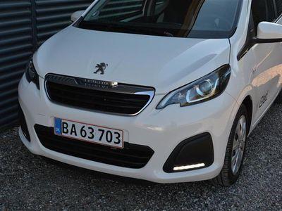 brugt Peugeot 108 1,0 e-Vti Active Top! 69HK 3d