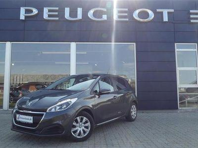gebraucht Peugeot 208 1,6 BlueHDi Envy 100HK 5d