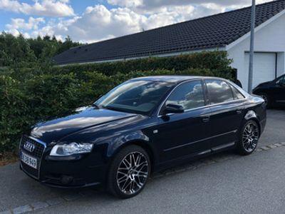 brugt Audi A4 2.0 131 HK S-Line