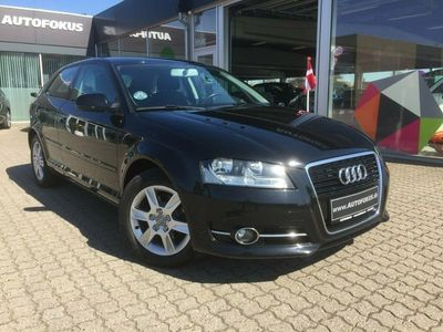 brugt Audi A3 1,2 TFSi 105 Attraction