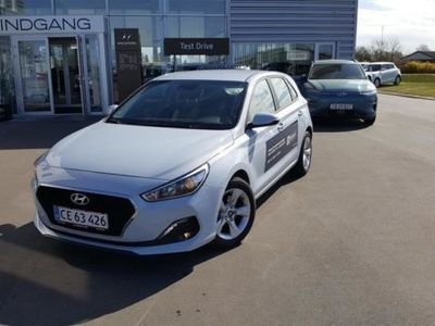 second-hand Hyundai i30 1,0 T-GDI 2019 Edition 120HK 5d 6g