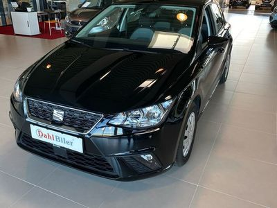 brugt Seat Ibiza 1,0 TSI Style 95HK 5d