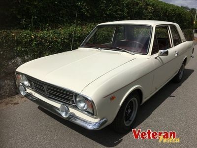 brugt Ford Cortina 1600GT