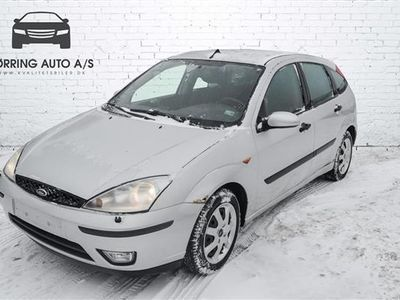 used Ford Focus 1,6 100HK 5d - Personbil
